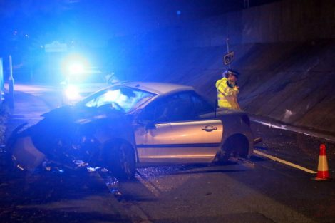 man arrested for drink driver after isle of sheppey collision 12