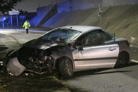 man arrested for drink driver after isle of sheppey collision 14