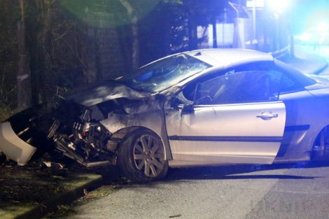 man arrested for drink driver after isle of sheppey collision 16