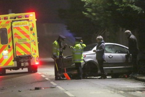 man arrested for drink driver after isle of sheppey collision 17