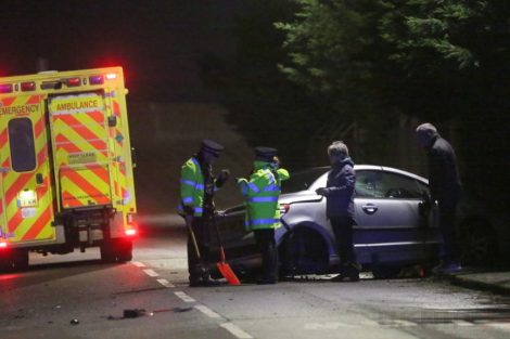 man arrested for drink driver after isle of sheppey collision 2