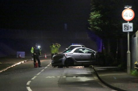 man arrested for drink driver after isle of sheppey collision 21