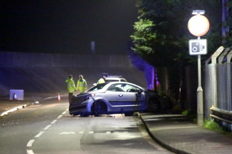 man arrested for drink driver after isle of sheppey collision 22