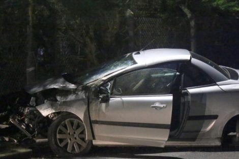 man arrested for drink driver after isle of sheppey collision 23