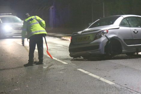 man arrested for drink driver after isle of sheppey collision 24