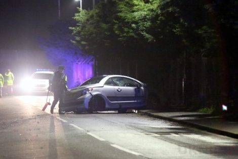 man arrested for drink driver after isle of sheppey collision 25