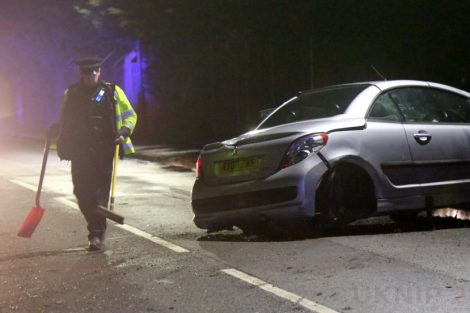 man arrested for drink driver after isle of sheppey collision 28