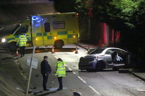 man arrested for drink driver after isle of sheppey collision 4