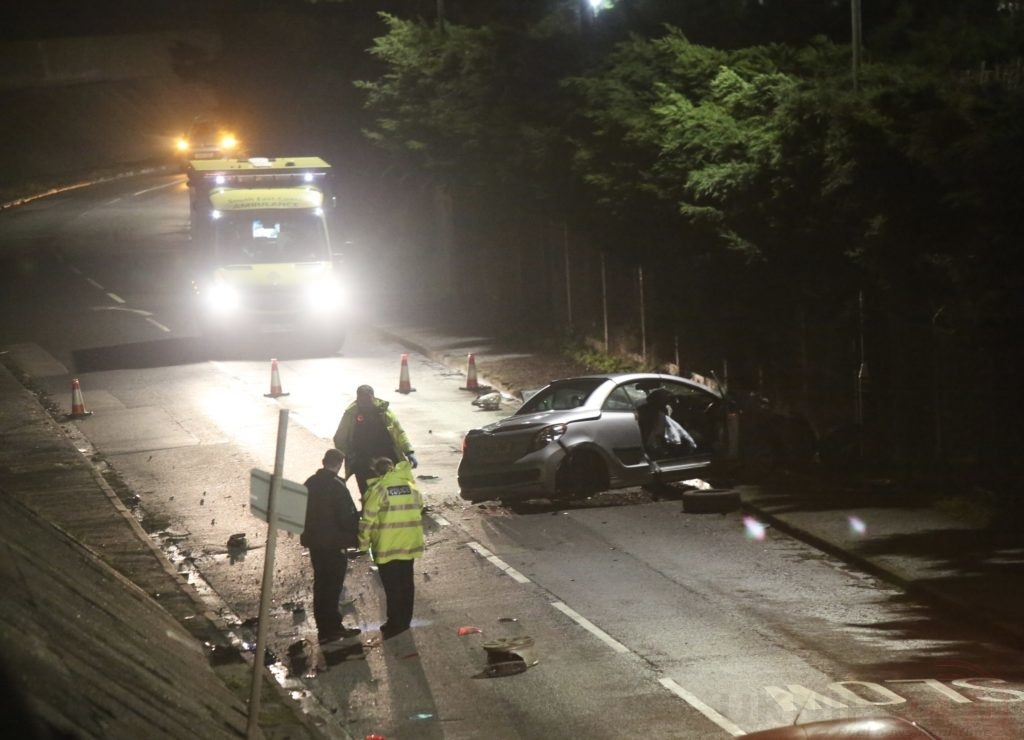 Man Arrested For Drink Driver After Isle Of Sheppey Collision