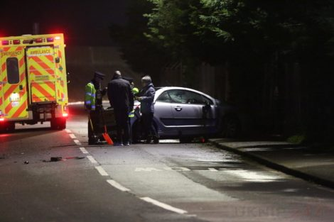 man arrested for drink driver after isle of sheppey collision 5