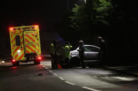 man arrested for drink driver after isle of sheppey collision 6