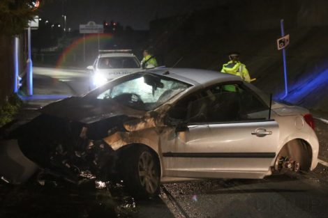 man arrested for drink driver after isle of sheppey collision 8
