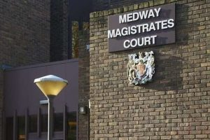 man charged with possession of an imitation firearm in folkestone