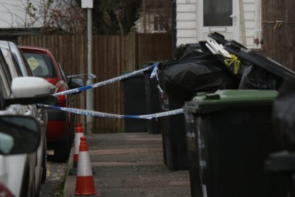 northfleet road in police lockdown after man is violently attacked in his home 28