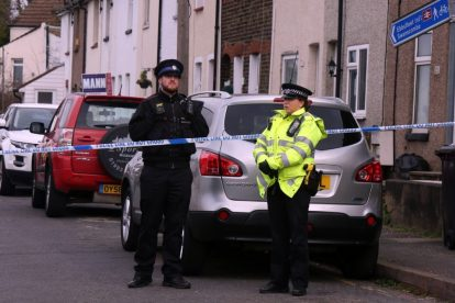 northfleet road in police lockdown after man is violently attacked in his home 30