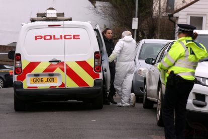 northfleet road in police lockdown after man is violently attacked in his home 9
