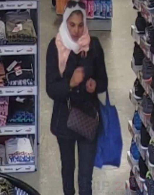 Officers Have Released Images Of A Woman Who May Be Able To Assist In Their Investigation Into An Alleged Card Theft In Ashford