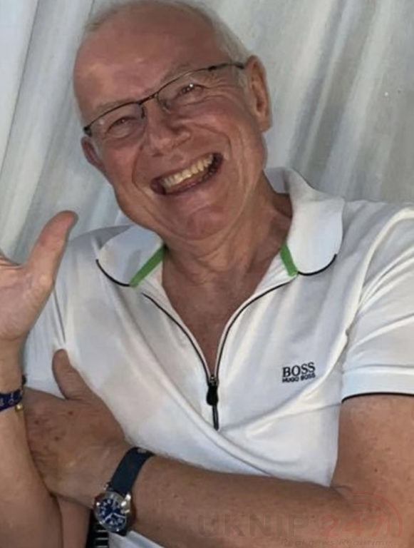 police in kent have found a body of missing alan willoughby