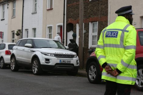 police manhunt continues in murder investigation after man is violently attacked in his home in northfleet 13