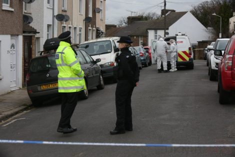 police manhunt continues in murder investigation after man is violently attacked in his home in northfleet 16