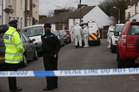police manhunt continues in murder investigation after man is violently attacked in his home in northfleet 17