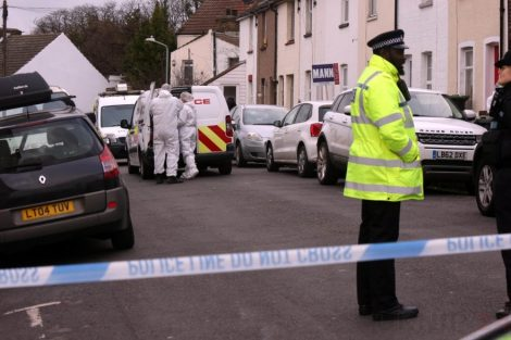 police manhunt continues in murder investigation after man is violently attacked in his home in northfleet 19