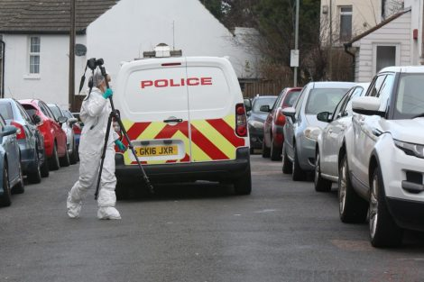 police manhunt continues in murder investigation after man is violently attacked in his home in northfleet 20