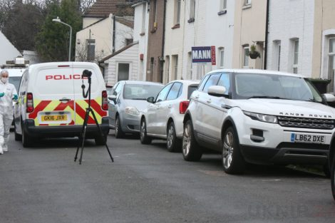 police manhunt continues in murder investigation after man is violently attacked in his home in northfleet 21