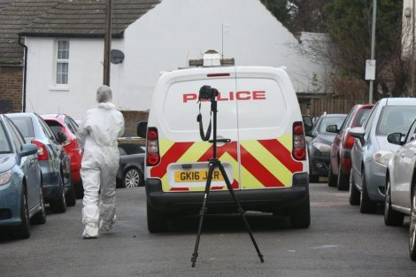 police manhunt continues in murder investigation after man is violently attacked in his home in northfleet 23