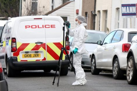 police manhunt continues in murder investigation after man is violently attacked in his home in northfleet 25