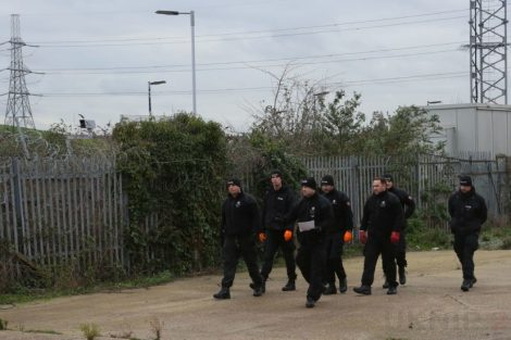 police manhunt continues in murder investigation after man is violently attacked in his home in northfleet 26