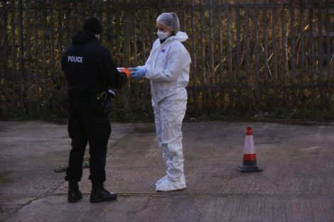 police manhunt continues in murder investigation after man is violently attacked in his home in northfleet 30