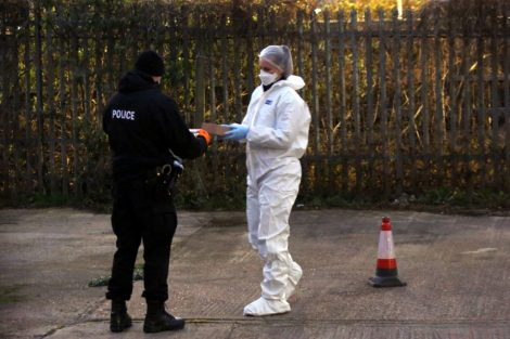 police manhunt continues in murder investigation after man is violently attacked in his home in northfleet 31