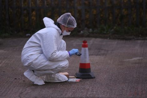 police manhunt continues in murder investigation after man is violently attacked in his home in northfleet 34