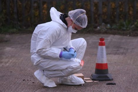 police manhunt continues in murder investigation after man is violently attacked in his home in northfleet 36