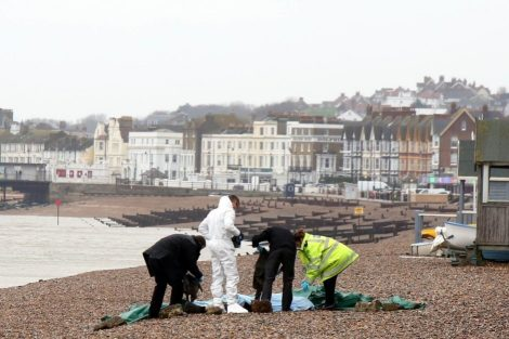 teenager dies after being washed ashore in herne bay 10
