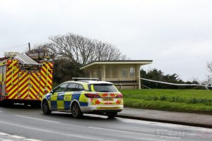 teenager dies after being washed ashore in herne bay