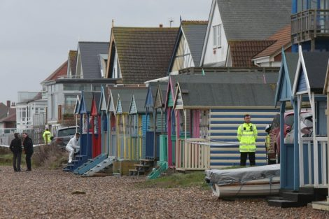 teenager dies after being washed ashore in herne bay 7