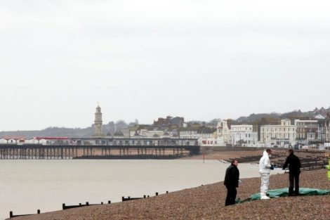 teenager dies after being washed ashore in herne bay 8