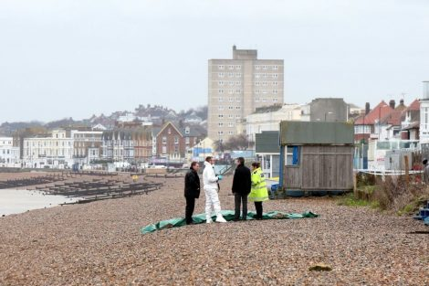 teenager dies after being washed ashore in herne bay 9
