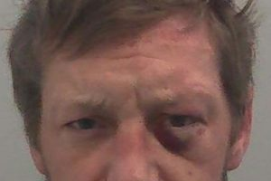 A burglar who was caught in the act by a courageous Sittingbourne householder has been jailed