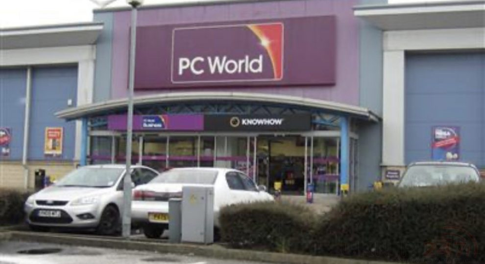 a youth has been charged following robberies at currys pc world stores in london