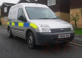 delivery man robbed in sittingbourne