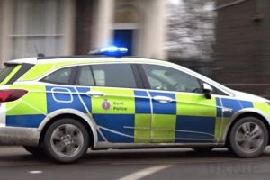 drivers who stopped to offer help following a collision in ashford are being sought by investigating officers