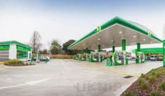 free fuel from bp for emergency service worker