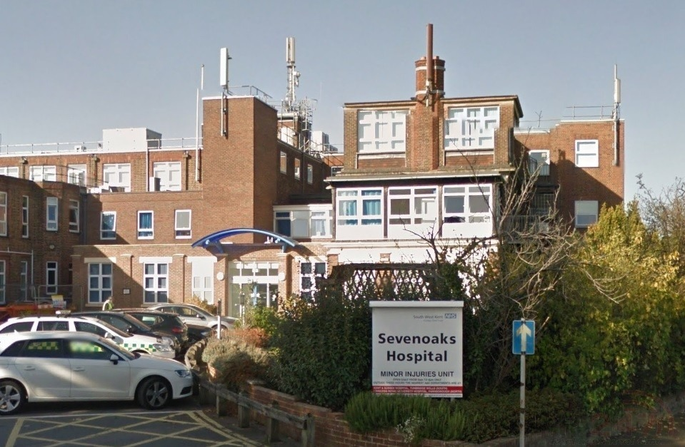staff member at kent hospital has been in contact with a person who has tested positive coronavirus