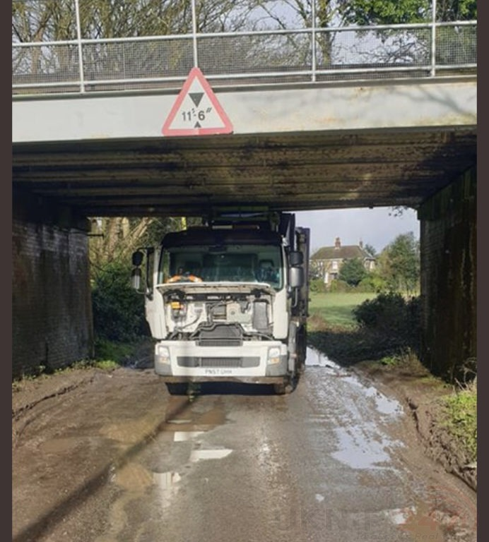 train services delays after bridge strike at ringwould