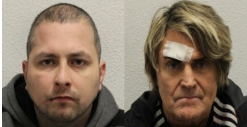 two men who exchanged a firearm in a parked car in south london jailed