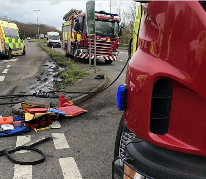 woman left with life changing injuries after a2 collision