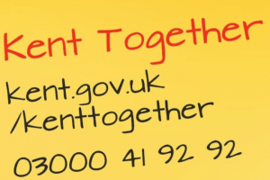 a 24 hour helpline has been set up to support vulnerable people in kent